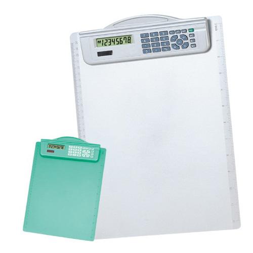 Clipboard with Calculator